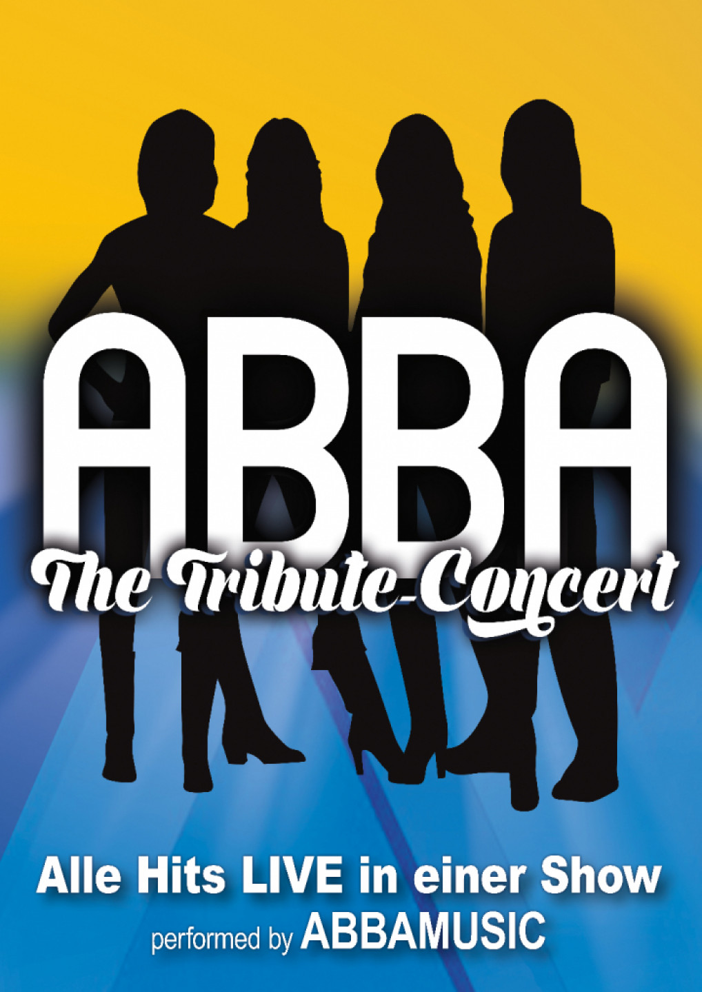 ABBA – The Tribute Concert performed by ABBAMUSIC
