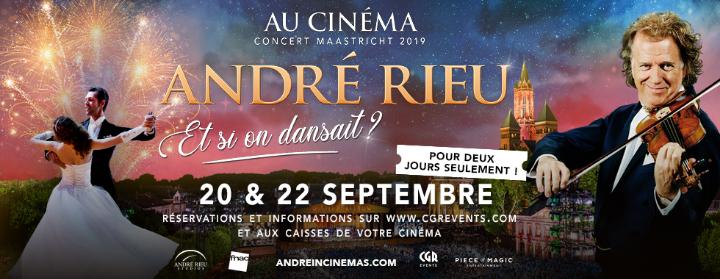 ICE ImmersiveⓇ : Concert d'André Rieu : Et si on dansait ? CGR