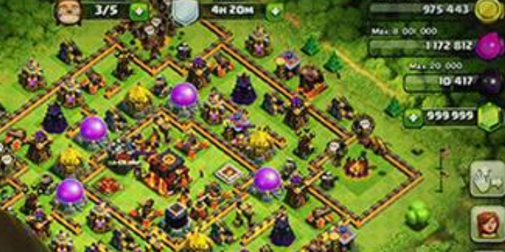 Coc Tips Cheats 999999 Free Gems Clash Of Clans Super Hack 3 May 2022