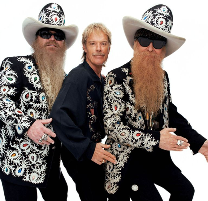 ZZ Top At Michigan Lottery Amphitheatre At Freedom Hill