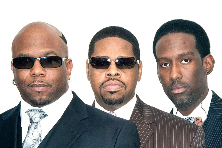Boyz II Men at Terry Fator Theatre - Mirage, Las Vegas, NV