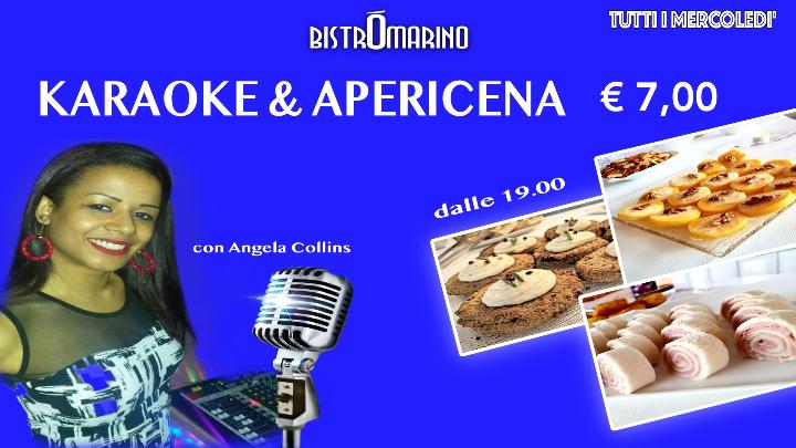Karaoke e Apericena