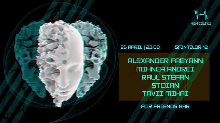 NMS 008 w/ Alexander Fabyann ♫ Mihnea Andrei ♫ Stoian ♫ Tavii M.