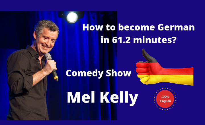 How to become German in 61.2 minutes?