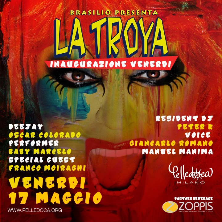 Inaugurazione estivo Venerdì : le notti di Ibiza al Pelledoca!