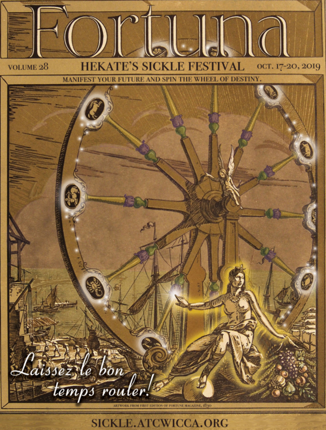 Hekate's Sickle Festival 2019