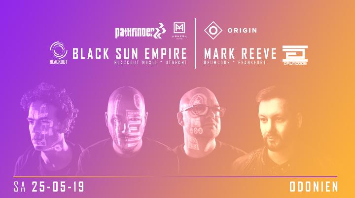 Pathfinder | Origin ft. Black Sun Empire & Mark Reeve