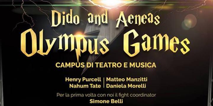 Campus estivo di musica teatro e combattimento scenico