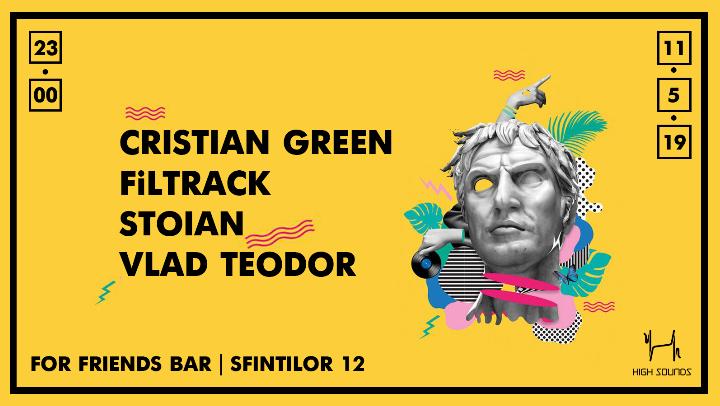 NMS 009 w/ Christian Green ☆ Filtrack ☆ Stoian ☆ Vlad Teodor