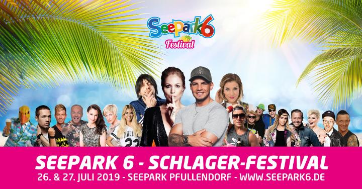 Seepark 6 | Das Schlager-Festival