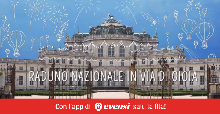Gran Concerto degli Eugenio in Via Di Gioia a Torino