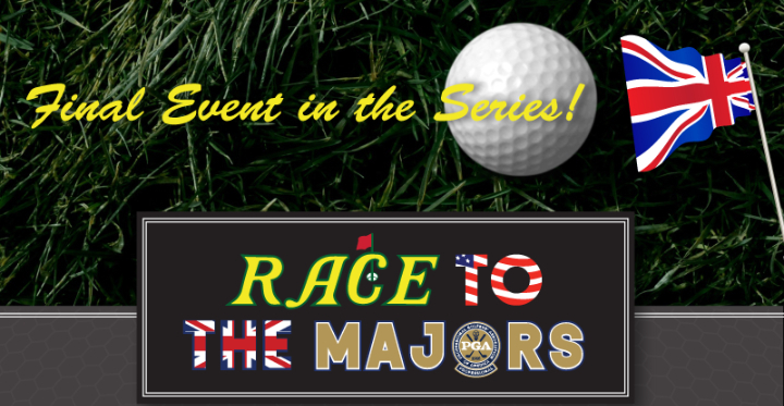 Race to the Majors - The Open