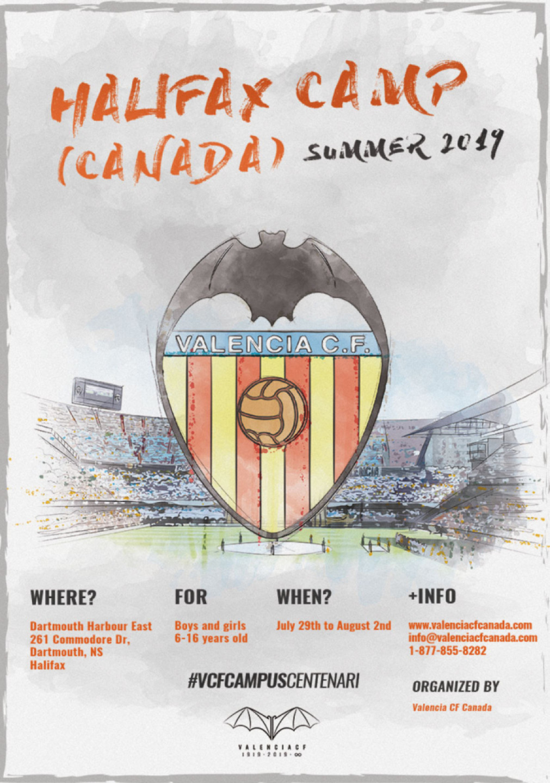 Valencia CF Training Camp Halifax
