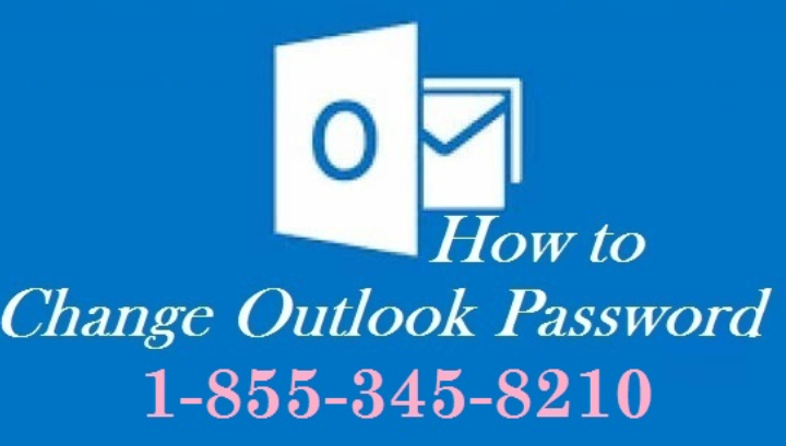 How to Change Password in Outlook Email?