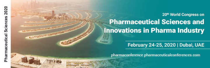 20th World Congress on Pharmaceutical Sciences and Innovations in Pharma Industry