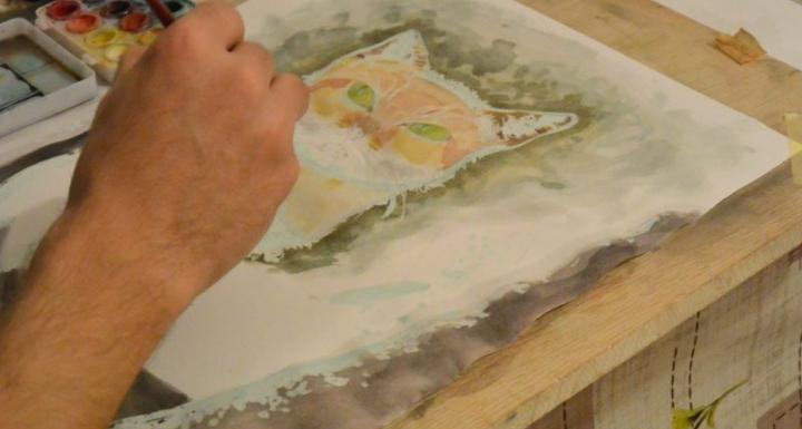 Curs de pictură pentru începători