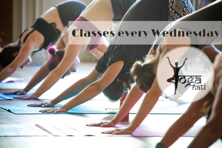 Yoga class in English at Mama Works - Lyon | EVERY WEDNESDAY