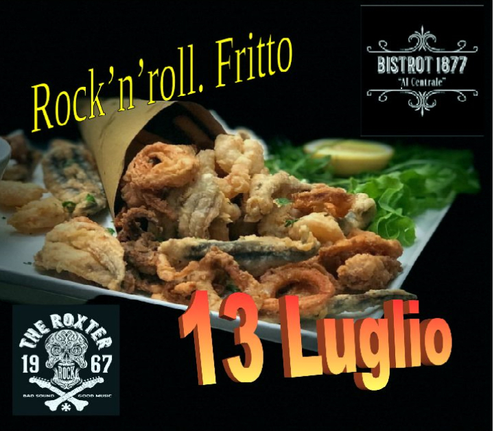 Rock'n'roll. Fritto