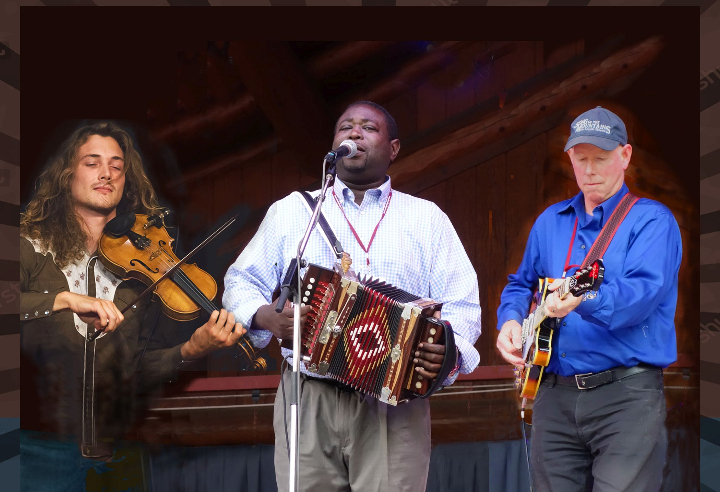 American Cajun, Blues and Zydeco Festival