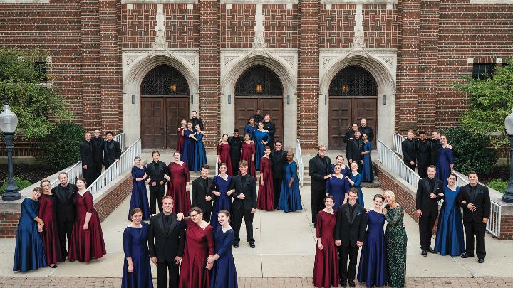 Capital University Chapel Choir & Jeugdkoor Waelrant Concert