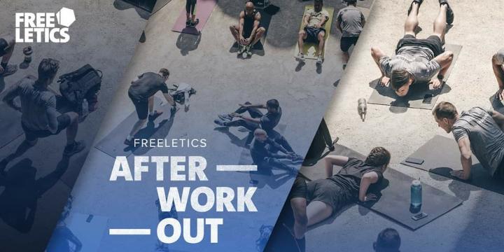 Freeletics After Work Out - Massmannpark