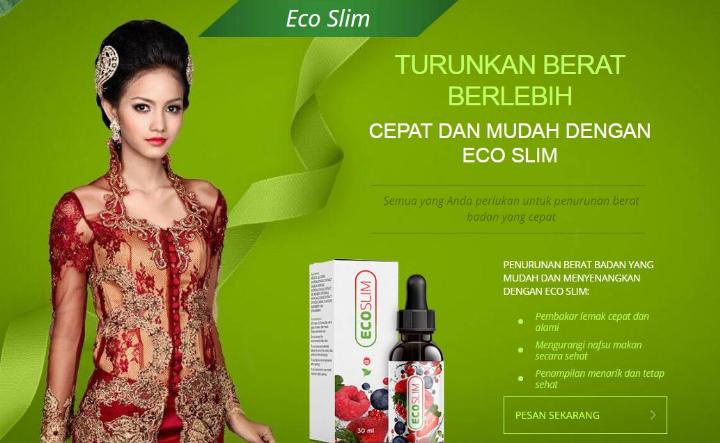 eco slim indonesia