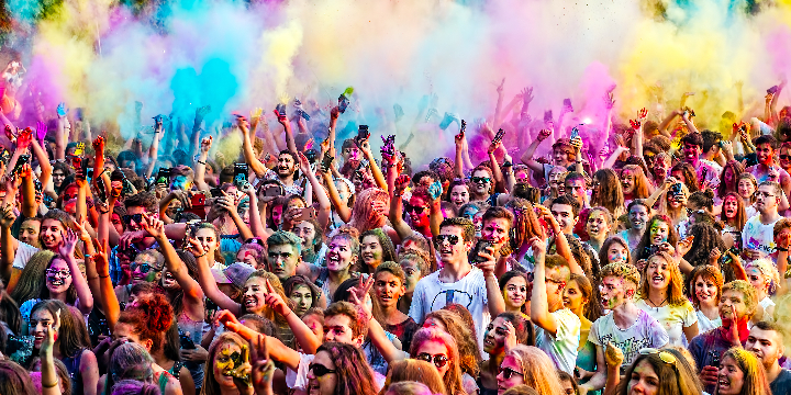 Color Bang - Festival of Colors