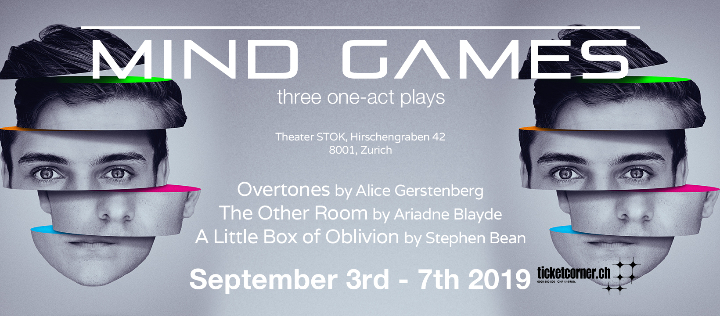 Mind Games - Three One-Act Plays