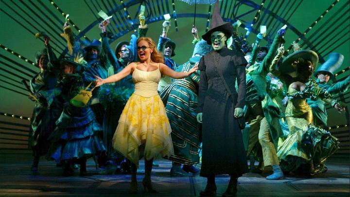 Wicked at Queen Elizabeth Theatre , Vancouver, BC