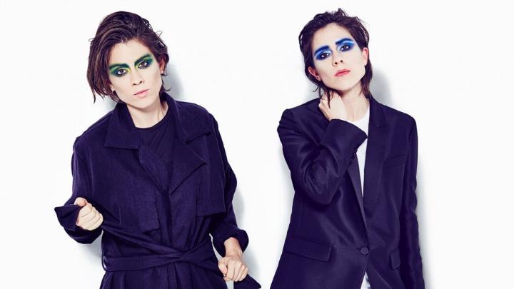 Tegan and Sara at Keswick Theatre, Glenside, PA