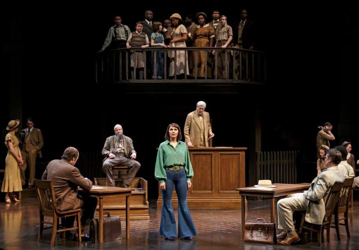 To Kill A Mockingbird at Shubert Theatre , New York, NY