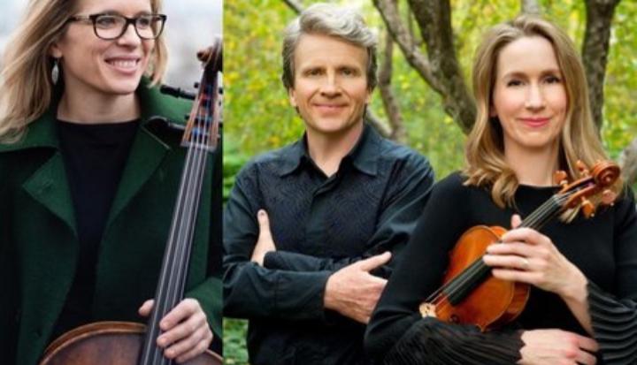 Sunday Concerts: Trio Concertante