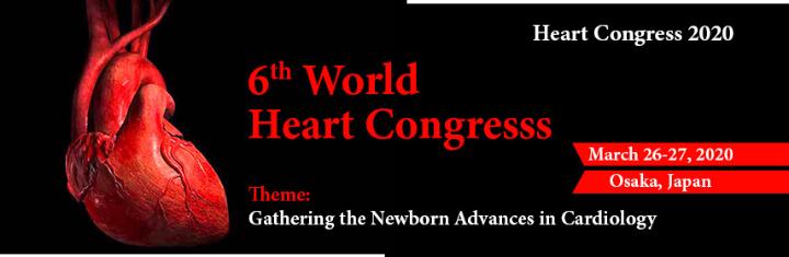 6th World Heart Congress