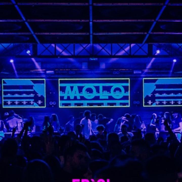 MOLO - Brescia: Frìo non si ferma ad agosto 2019: party l'8, il 15 (Ferragosto in città) e pure il 22