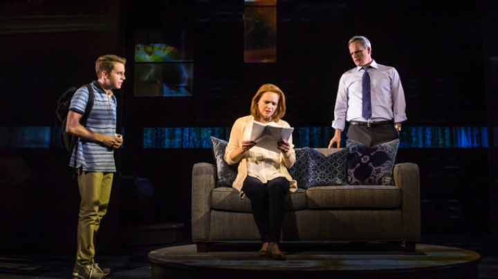 Dear Evan Hansen at Northern Alberta Jubilee Auditorium, Edmonton, AB