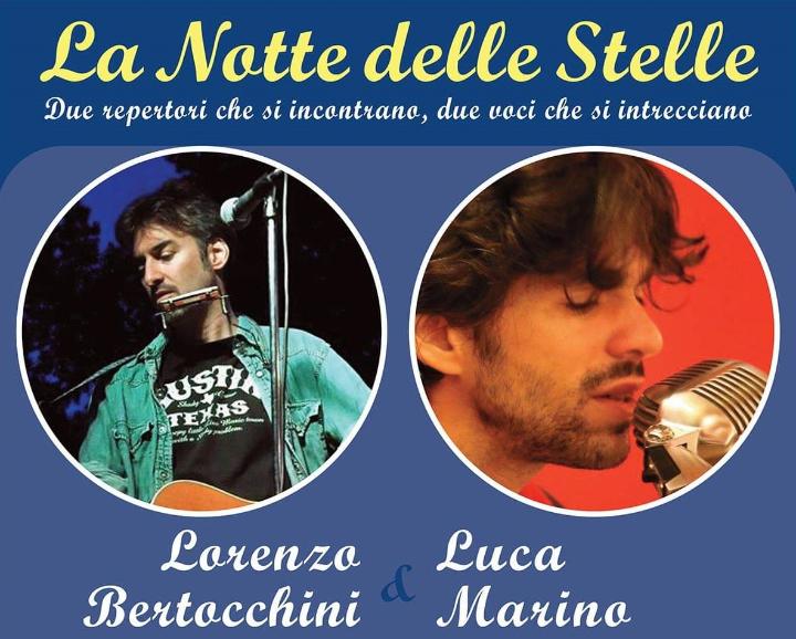 Margarita tour con Lorenzo Bertocchini e Luca Marino