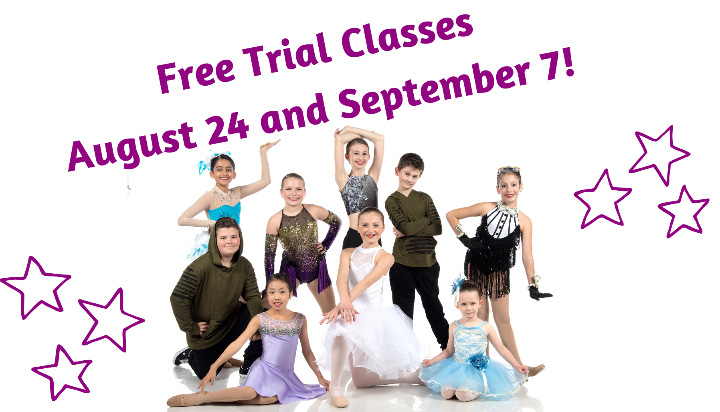 Free Trial Classes and Open House