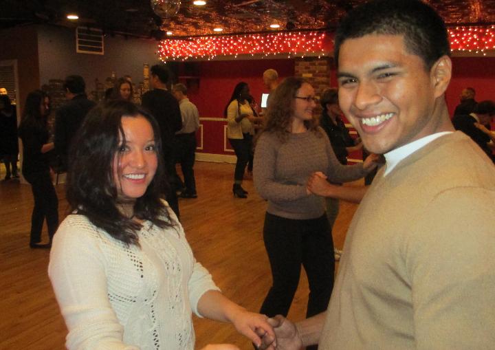 Salsa Dance Classes Near Me for FREE