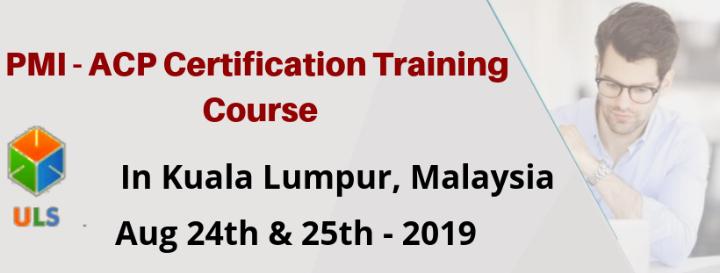 ASM Certification Training Course in Kuala-Lumpur, Malaysia.