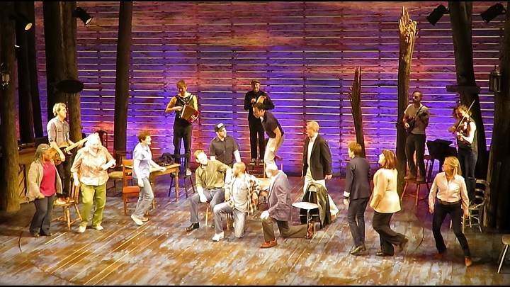 Come From Away at Elgin Theatre, Toronto, ON