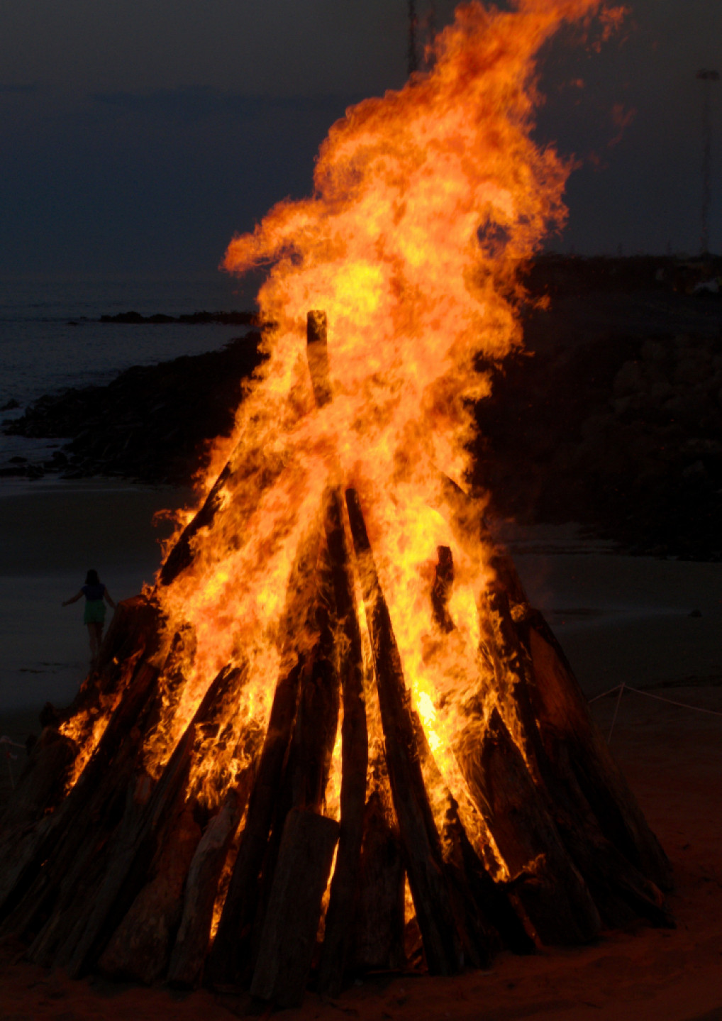 Bonfire Meditation~ Empowering and Life-Altering