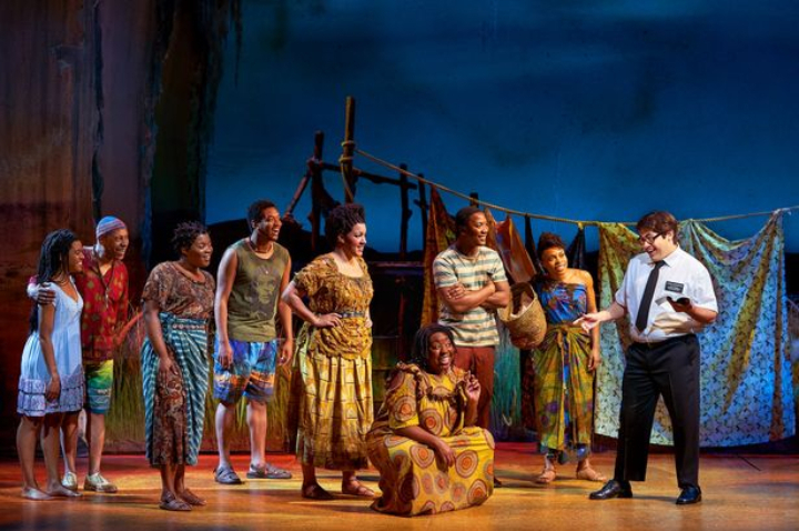The Book Of Mormon at Eugene O'Neill Theatre, New York, NY