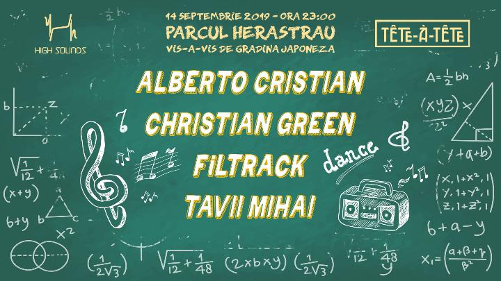 Back to HS school 002 w/ Alberto C/ Ch. Green/ Filtrack/ Tavii M