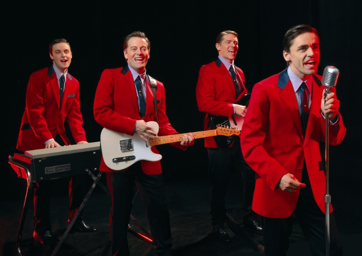 Jersey Boys at New World Stages, New York, NY