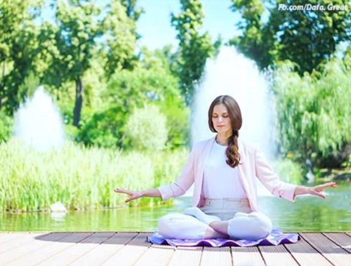 Falun Gong - Gratis meditatielessen Citadelpark Gent