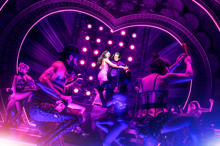 Moulin Rouge - The Musical at Hirschfeld Theatre, New York, NY