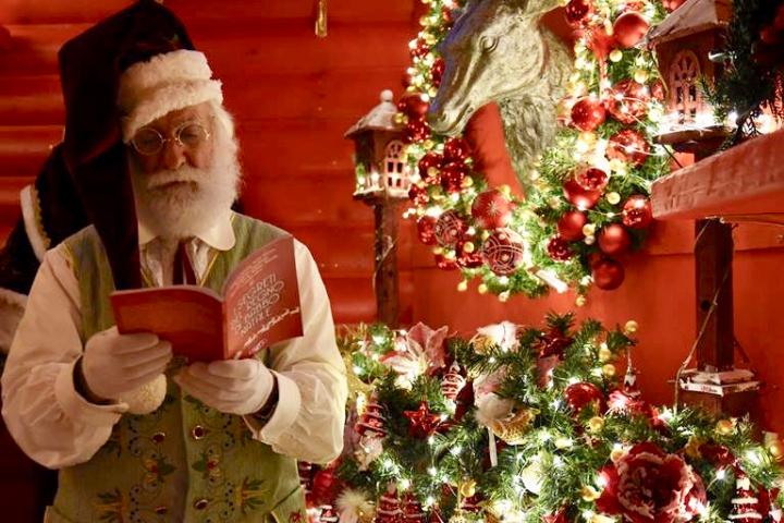 Ingresso GRATUITO - INCONTRA BABBO NATALE + Attività e WeekEnd eventi nel Regno di Babbo Natale a Vetralla (VT)