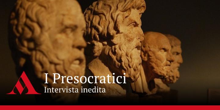 TeatroSophia - I Presocratici al Mondadori Megastore. Intervista inedita!