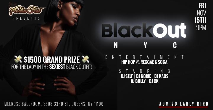 Black Out (Mocha Fest)
