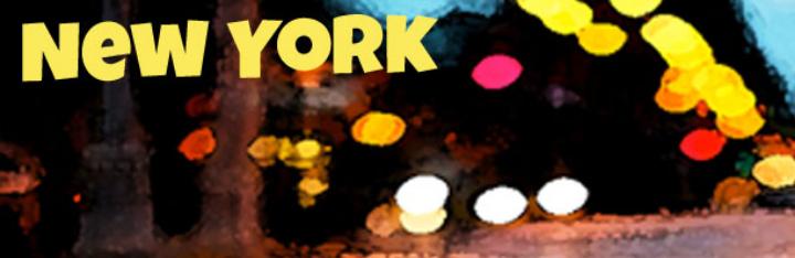 Happy Friday Night New York malen